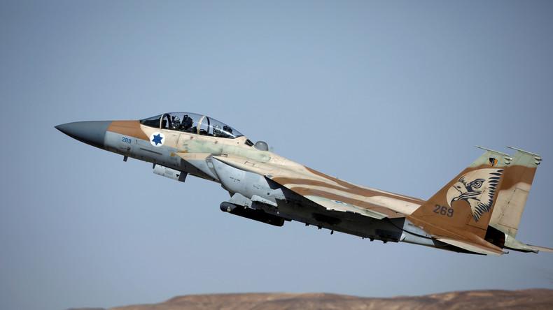 La Syrie affirme avoir intercepté des missiles israéliens visant une position militaire près de Damas