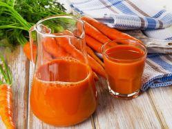 Ce se întâmplă dacă bei zilnic suc de morcovi? Un experiment real ...