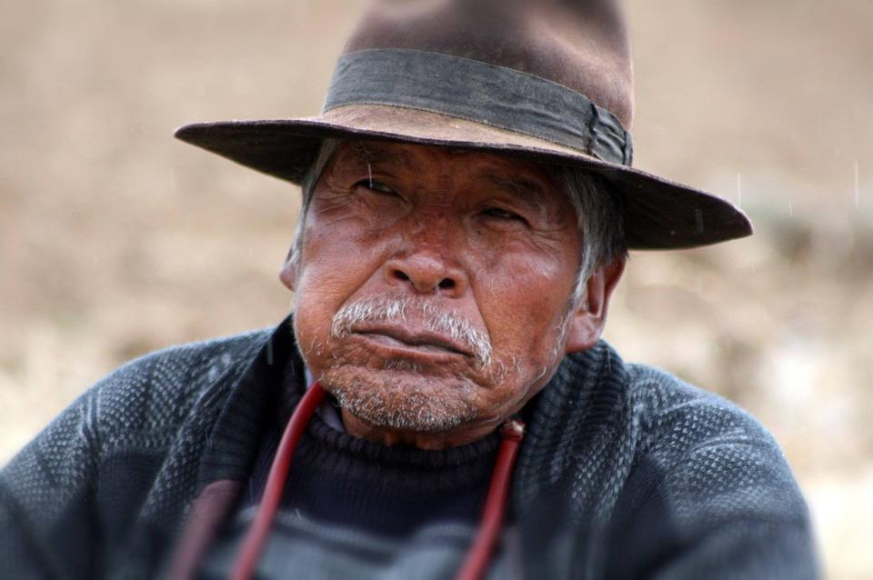 elder, tiraque, cochabamba