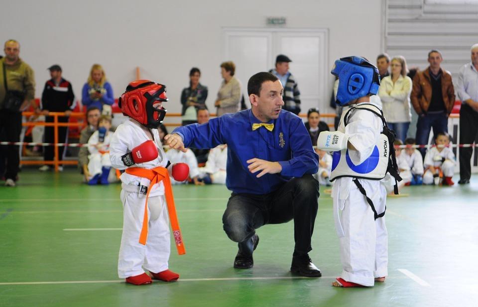 karate, kids, explication