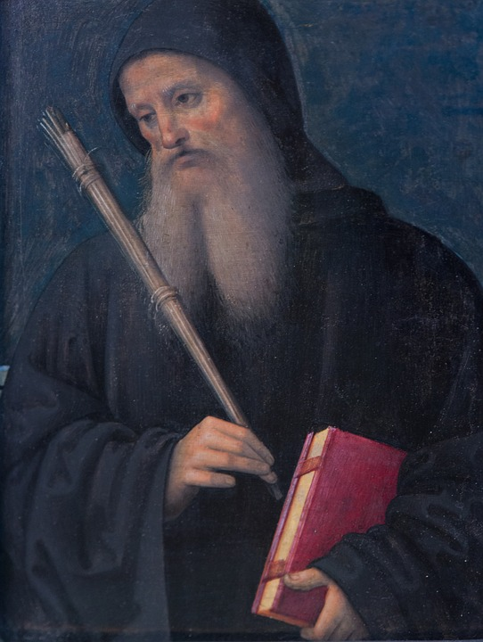 saint benedict, patron saint of europe, benedict