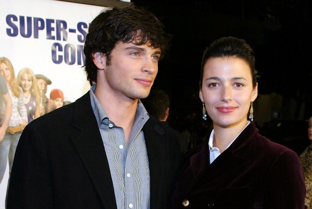 Tom Welling Divorce 2013