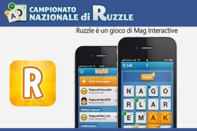 Ruzzle, a breve il primo Campionato Nazionale.