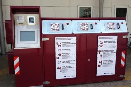 In Emilia Romagna ha inizio la raccolta dei rifiuti elettronici grazie ai cassonetti