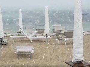 Previsioni meteo 3 agosto, Italia divisa tra temporali e grandinate al Nord e sole al Sud