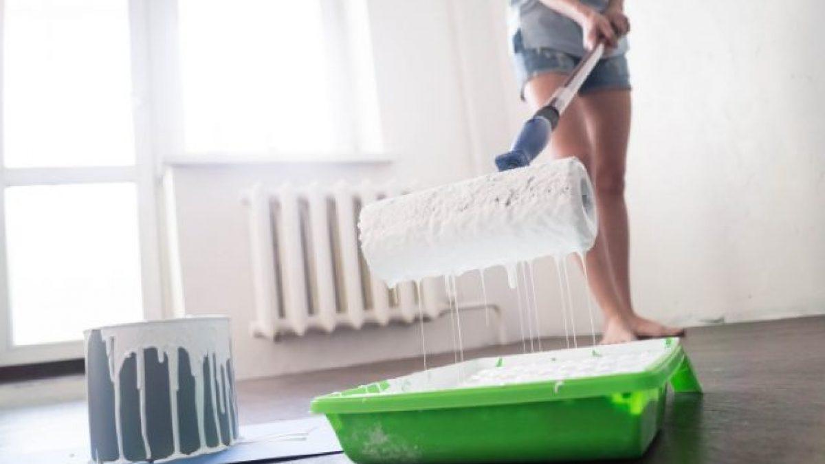 Preparatevi a dipingere per prima cosa il soffitto, togliendo ogni traccia di polvere. Migliori Rulli Per Pittura Del 2021 Confronto Tra I Modelli E Come Sceglierli