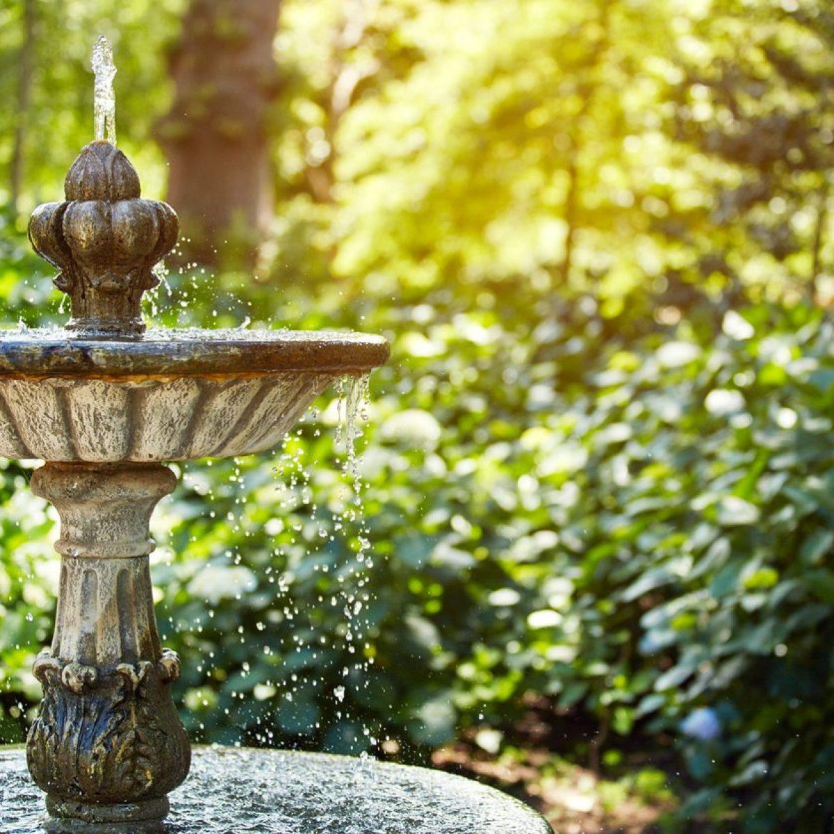 Per bagno per uccelli, laghetto e piscina,1.4w fontane moderna. Le 10 Migliori Fontane Da Giardino Classifica E Guida All Acquisto