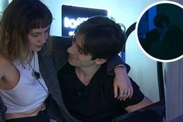 Si erano baciati ad Amici 2021, adesso Enula svela cosa c'è stato con Alessandro Cavallo