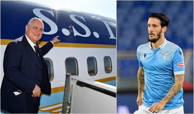 Luis Alberto rischia una dura punizione dalla Lazio dopo lo sfogo sull'aereo