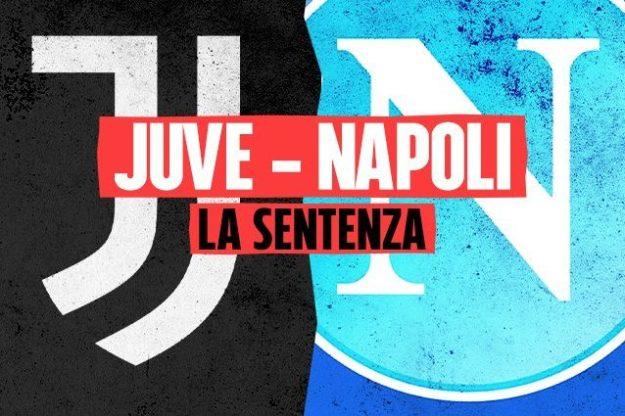 Juve-Napoli si rigioca: il ricorso al Coni ribalta la sentenza