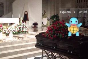 Risultati immagini per Pokémon go nei luoghi famosi