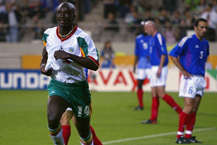 Bouba Diop: gol in gara inaugurale di Corea-Giappone 2002 | Numerosette Magazine