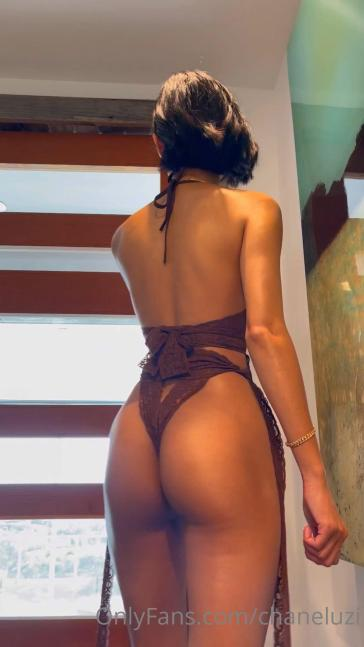 Chanel Uzi Nude Outdoor Lingerie Strip Onlyfans Video Leaked