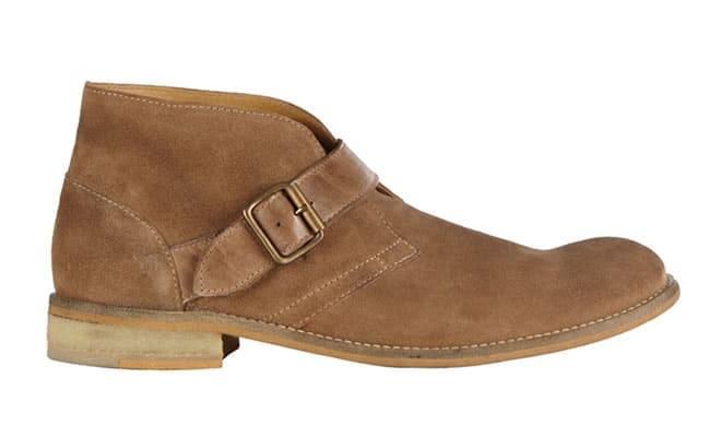 AllSaints Farell Buckle Boot