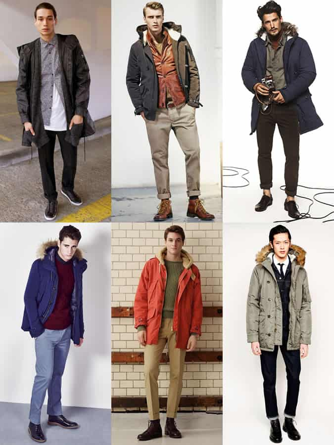 The Right Coat For The Occasion Amp Mens AW14 Outerwear