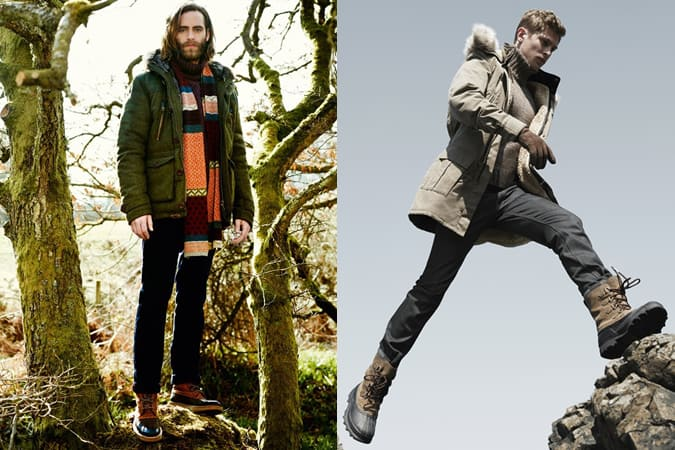 Men's Duck Boots Outfit Inspiration Lookbook