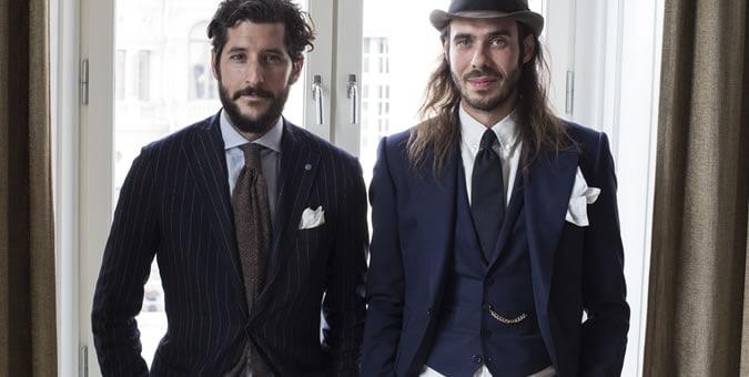 Eton X Eidos Napoli Menswear FashionBeans