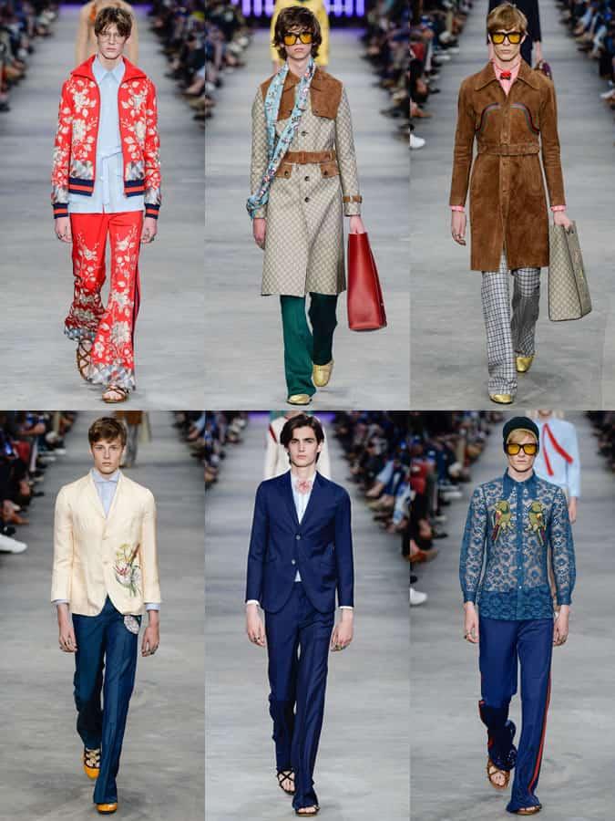 Défilés Gucci Menswear SS16