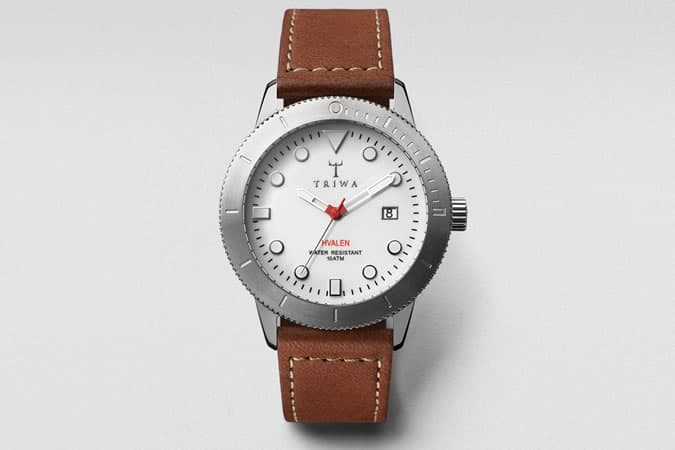 TRIWA Ivory Halvern Watch