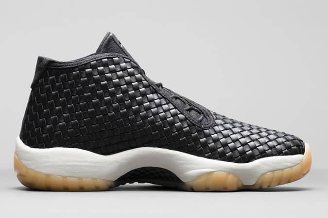 Nike Jordan Future - Baskets avec semelle en gomme