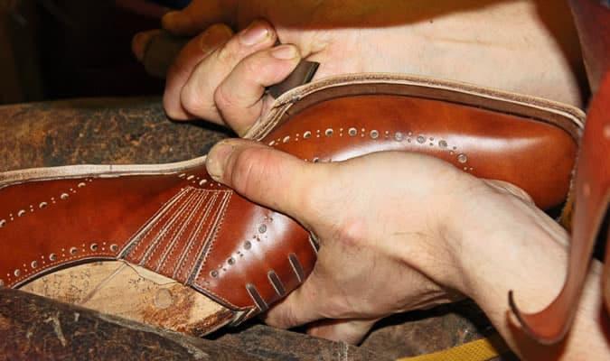 Chaussures et bottes faites à la main George Cleverley