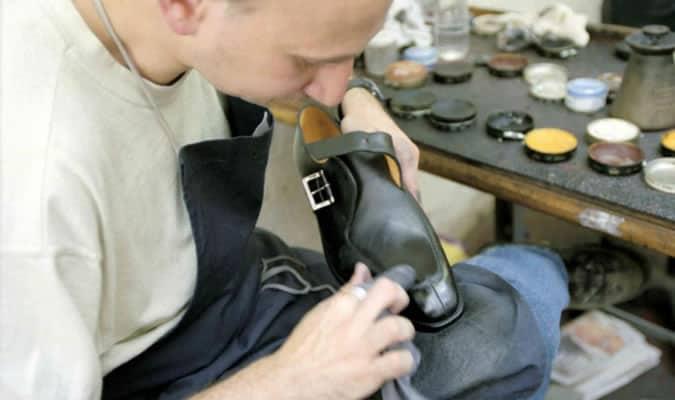 Chaussures et bottes faites à la main John Lobb