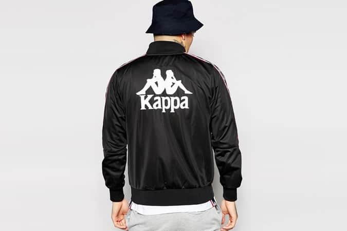 Veste de survêtement Kappa