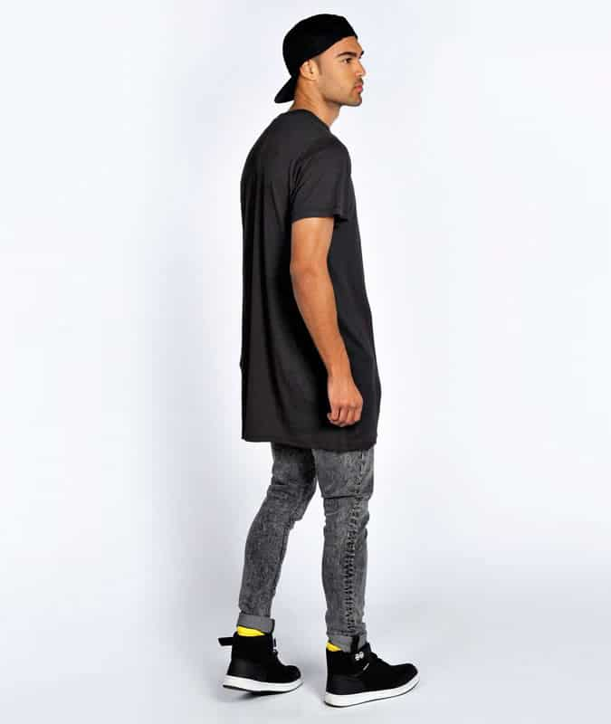 Le t-shirt long