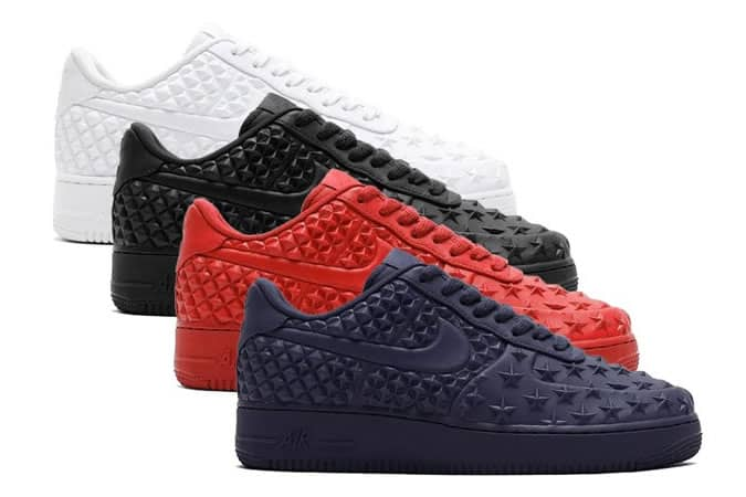 Nike Air Force 1 VT Independence Day Trainer Pack