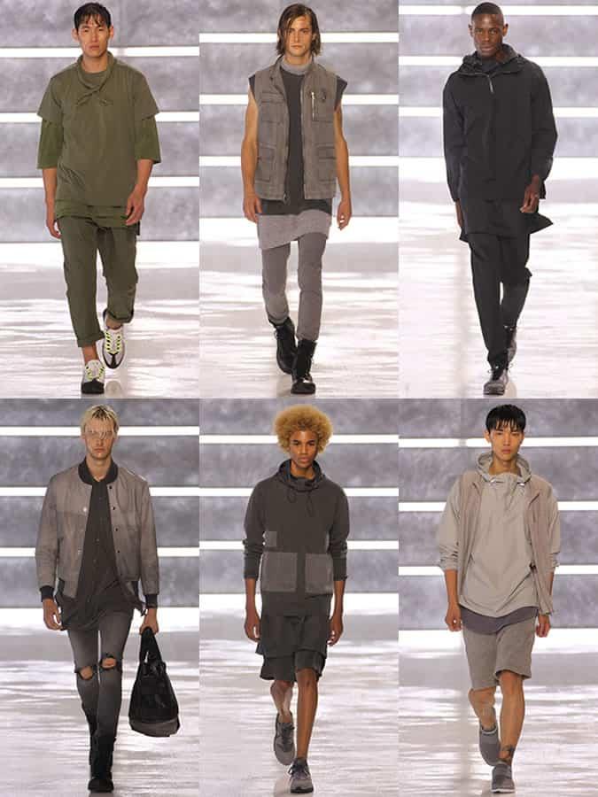 Défilés John Elliot & Co SS16 pour hommes - Semaine de la mode de New York