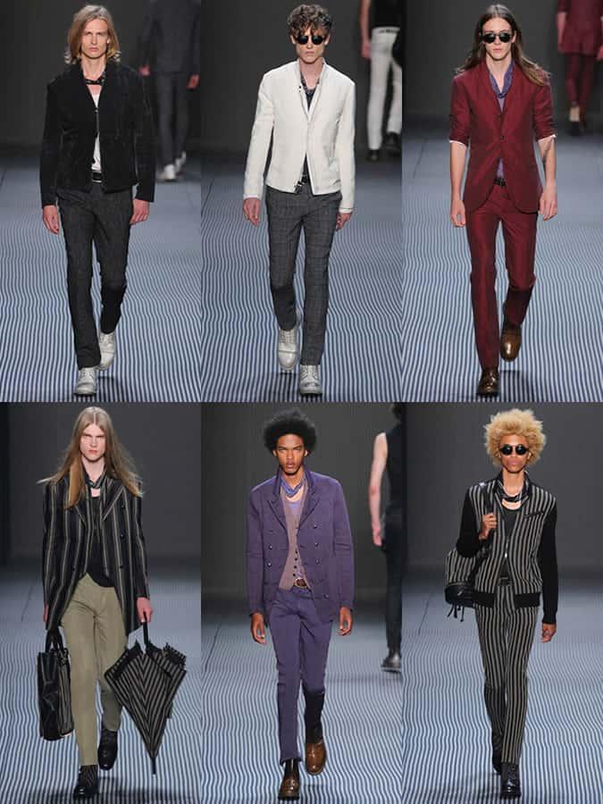 Défilés John Varvatos SS16 pour hommes - Semaine de la mode de New York