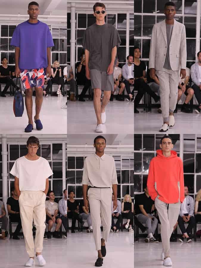 Défilés N.Hoolywood SS16 pour hommes - Semaine de la mode de New York