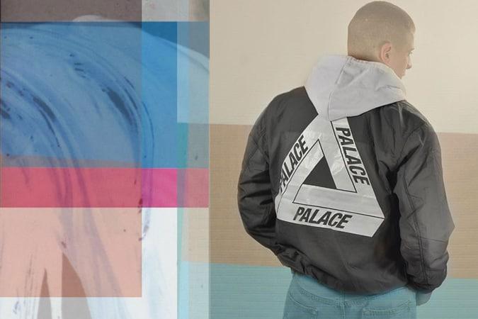 Palace Streetwear / Vêtements pour hommes