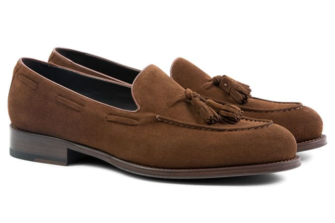 Suitsupply Suede Loafers