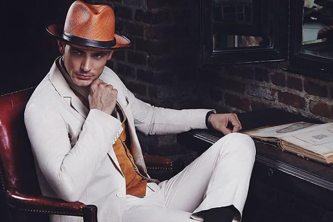 Chapeaux Bailey pour hommes