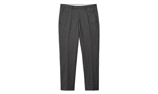 Pantalon à chevrons GANT Weekender