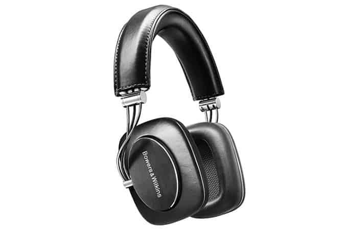 Casque d'écoute supra-auriculaire mobile Bowers & Wilkins P7