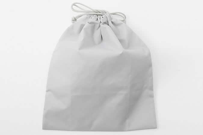 Muji Drawstring Garment Case