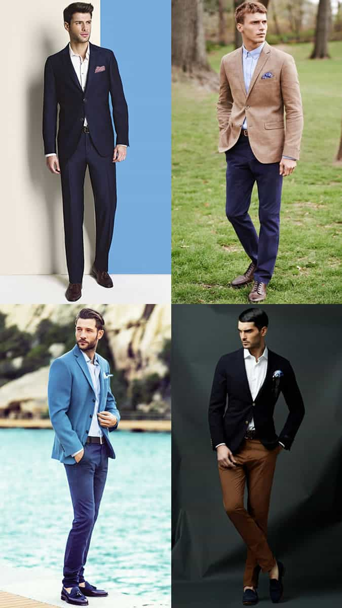 How To Dress Your Groomsmen FashionBeans