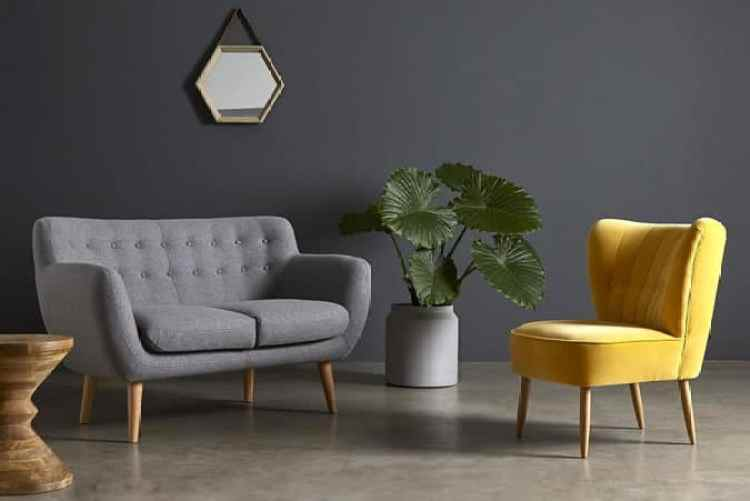 Interior Design Tips: Mix and Match your furniture and textures