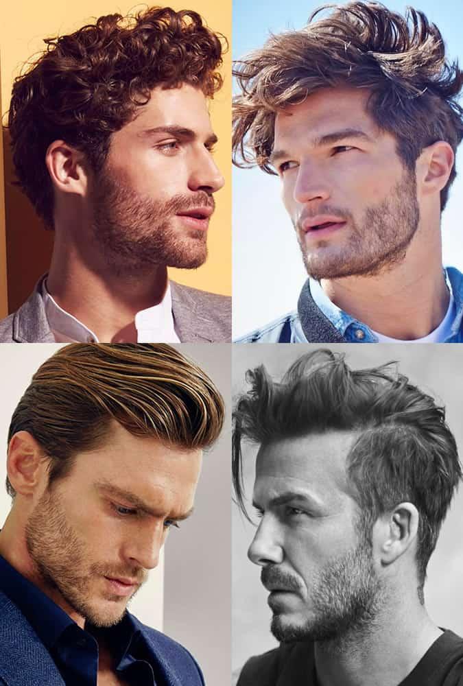 Men's Short Beards