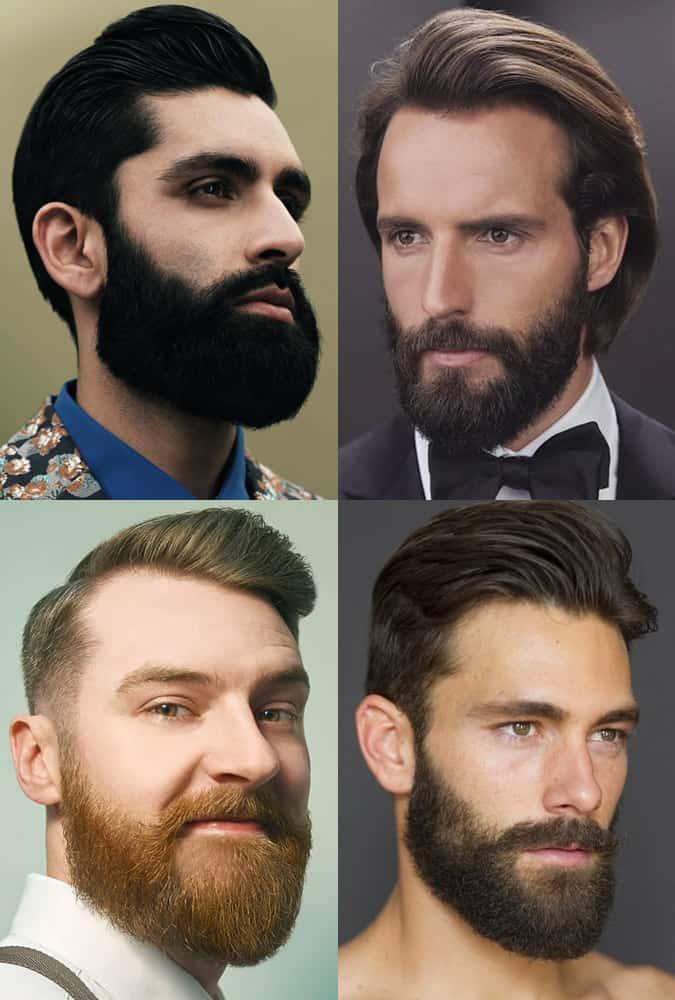 Men's Long/Big Beards