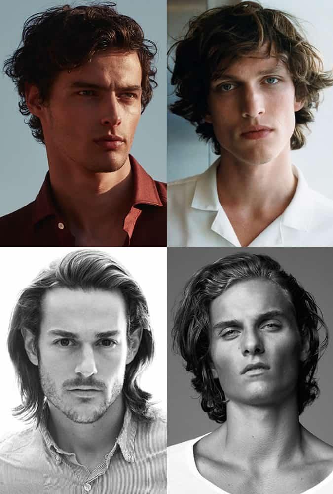 Greatest Men's Haircuts Modern - Textured, Shaggy Hair like Alexander The Great