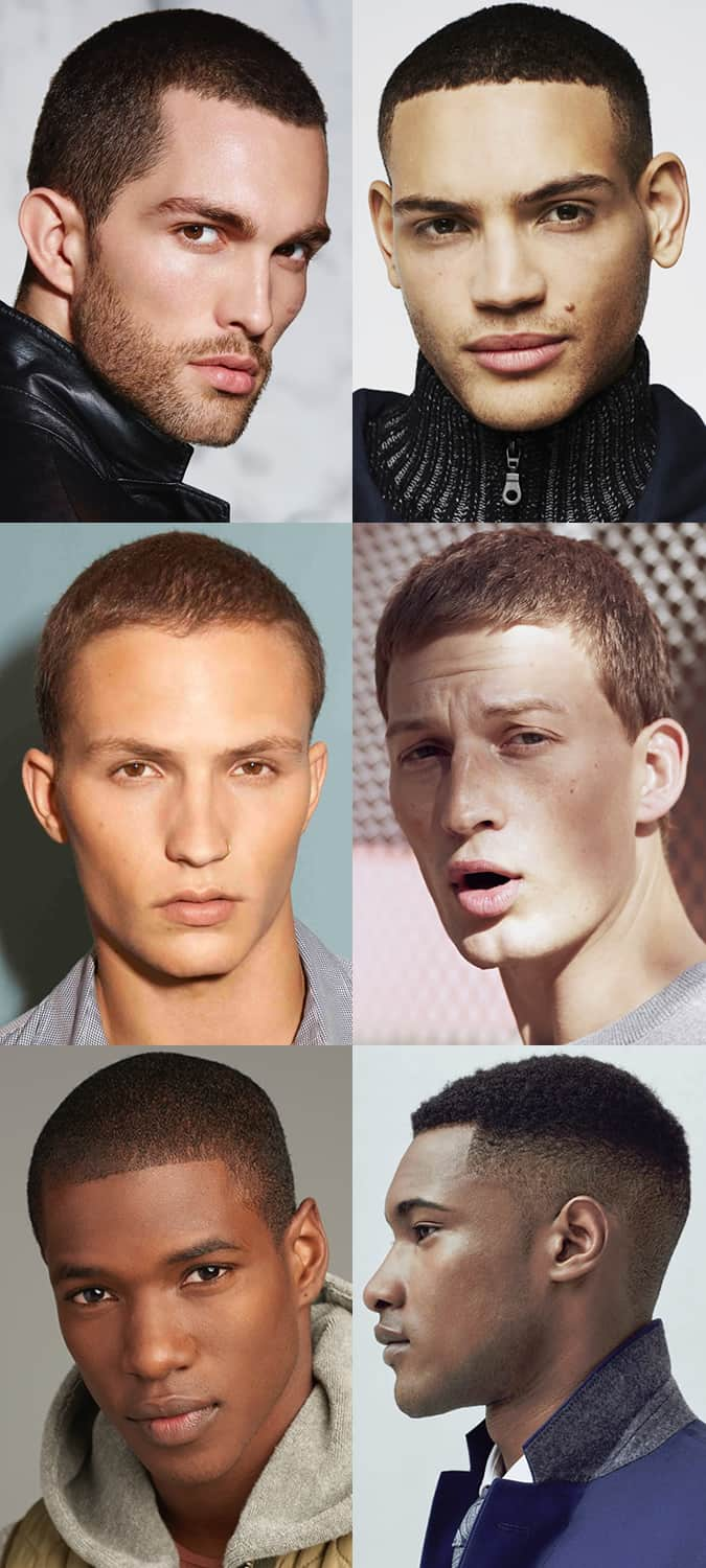 the most versatile men's hairstyles of all time | fashionbeans