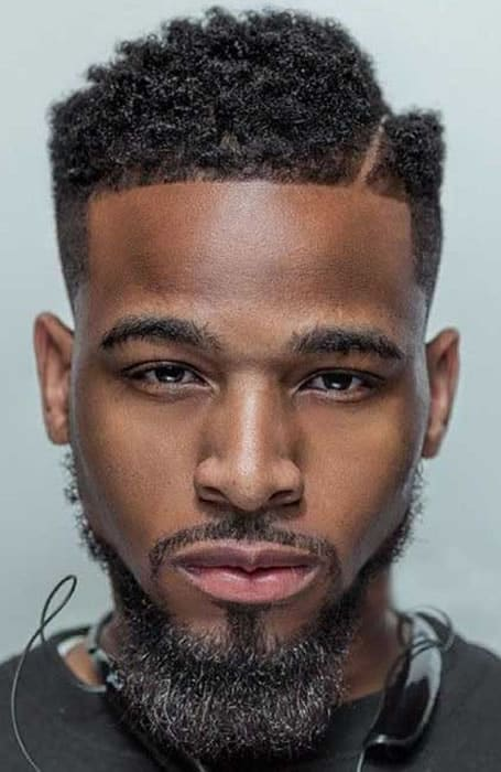 Men's Afro Hair