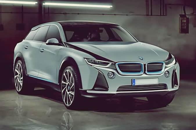 BMW i5 SUV