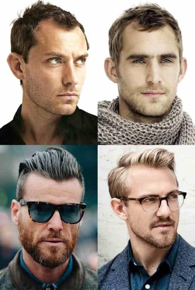 Silver Beard Hairstyles Men Who Are Balding