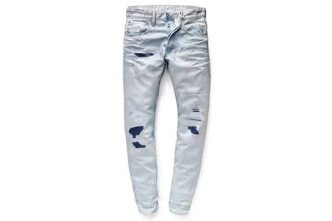 G-Star 3301 Tapered Jeans