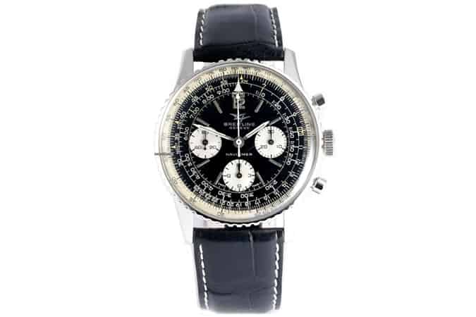 Breitling Navitimer Vintage Small Counters 806