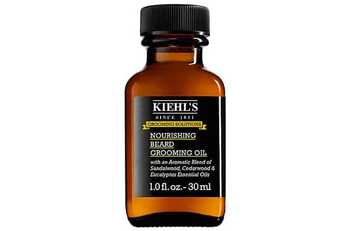 Kiehl's Nourishing Beard Oil